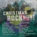 Christmas Rock Night 2018 line up