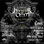 Hammer of Doom 2018 Line up