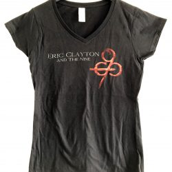 Eric Clayton And The Nine - girlie shirt