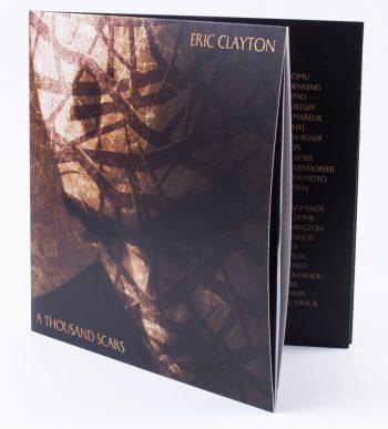 Eric Clayton - A Thousand Scars (vinyl)