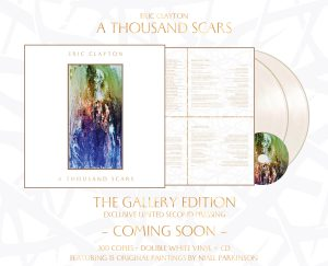 A Thousand Scars (second pressing)